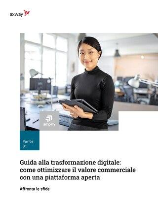 Guida alla trasformazione digitale Parte 1: Affronta le sfide