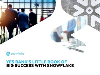 Yes Bank - Little Book of  Big Success with Snowflake