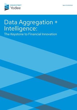 Data Aggregation + Intelligence: The Keystone to Financial Innovation (INTL)