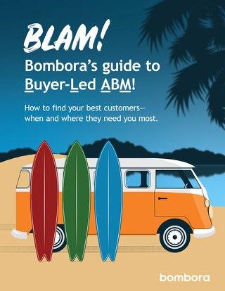 BLAM! Bombora's Guide to Buyer-Led ABM