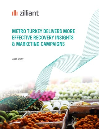 METRO Turkey Delivers More Effective Recovery Insights & Marketing Campaigns