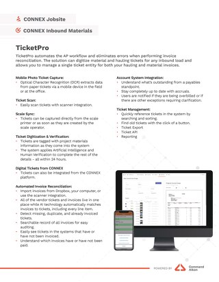 CONNEX TicketPro