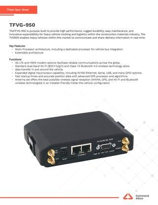 TFleet TFVG950