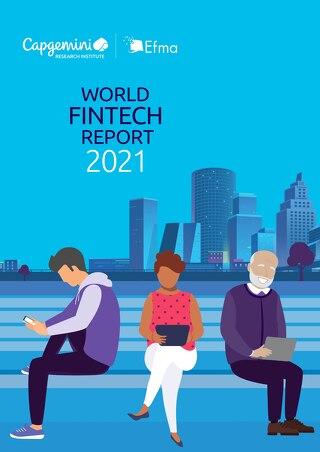 2021 - World FinTech Report