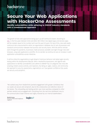 Security Assessments for Web Applications