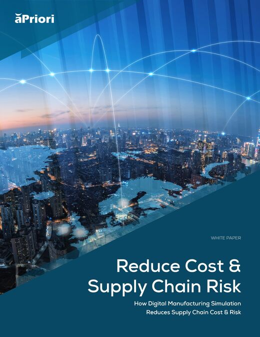 Reduce Cost and Supply Chain Risk