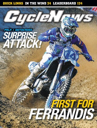 Cycle News 2021 Issue 22 June 2