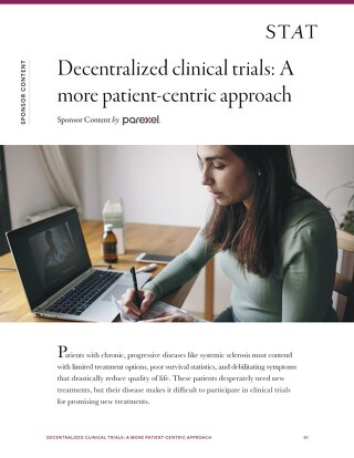 Decentralized clinical trials- A more patient-centric approach