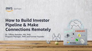 How to Build an Investor Pipeline and Make Connections Remotely