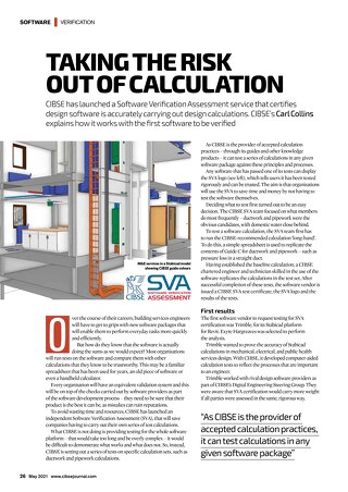 Exyte/Stabicad CIBSE SVA Journal Article