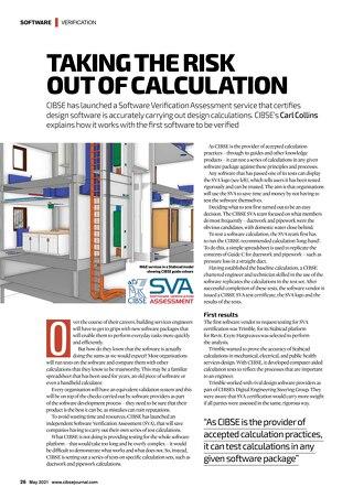 Exyte/Stabicad CIBSE SVA Journal Article