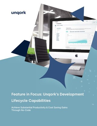 Unqork's Lifecycle Management Capabilities