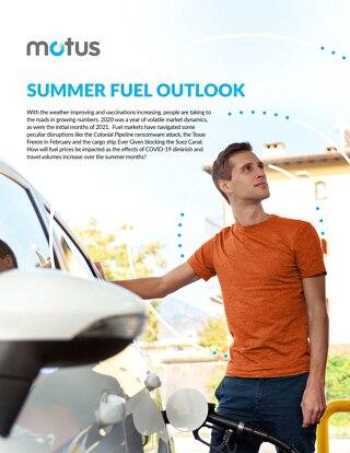 2021 Summer Fuel Outlook Report