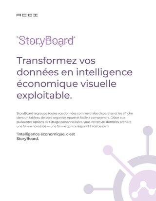 StoryBoard Overview en Français