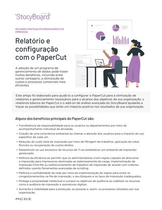 Best Practices Reporting Configuration Brazil