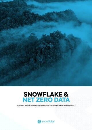 Net Zero Data Whitepaper