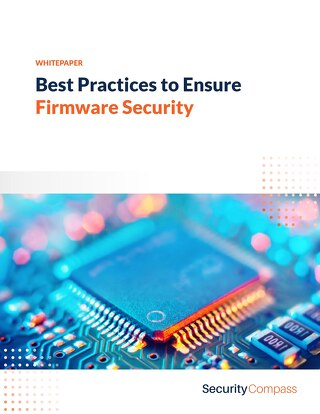 Best Practices to Ensure Firmware Security