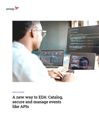 A new way to EDA: Catalog, secure, and manage events like APIs