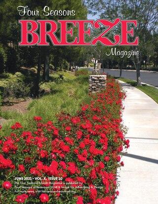 Four Seasons Beaumont Breeze June 2021