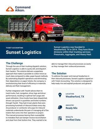 CONNEX Inbound 37 Building Products Case Study
