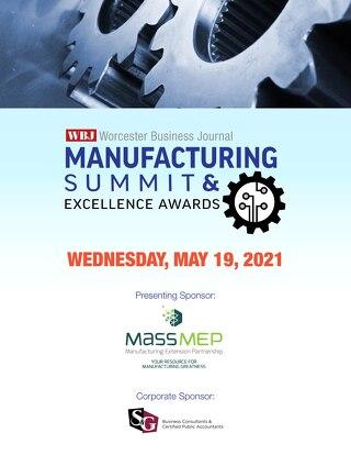 WBJ Manufacturing Awards 2021