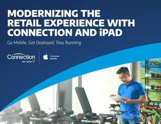 Modernizing the Retail Experience with Connection and iPad