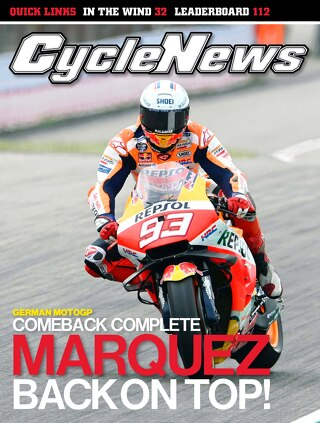 Cycle News 2021 Issue 25 June 22