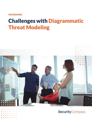 Challenges With Diagrammatic Threat Modeling