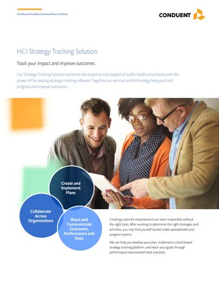 HCI Strategy Tracking Solution
