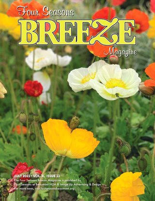 Four Seasons Beaumont Breeze July 2021