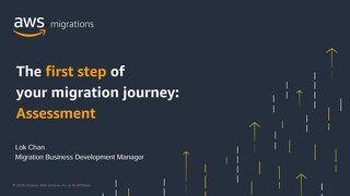 The First Ftep of your Migration Journey - Assessment (Slide)