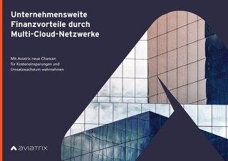 E-Book: Unternehmensweite Finanzvorteile durch Multi-Cloud-Netzwerke