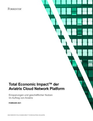 Study: Forrester Total Economic Impact Study