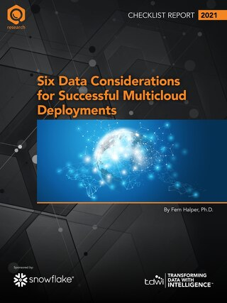 TDWI Best Practices Report: Building the Unified DW and Data Lake