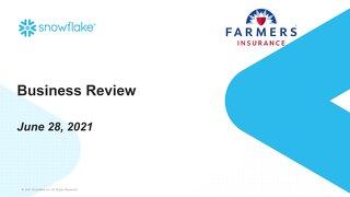 Farmers Group Business Review June 28, 2021