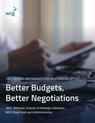 Better Budgets and Negotiations - Tips and Tricks for Research Sites