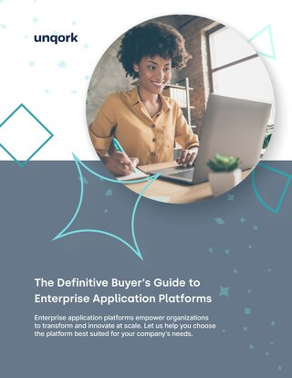 Definitive Buyer's Guide to Enterprise Application Platforms