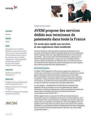 AVEM propose des services dédiés aux terminaux de paiements dans toute la France