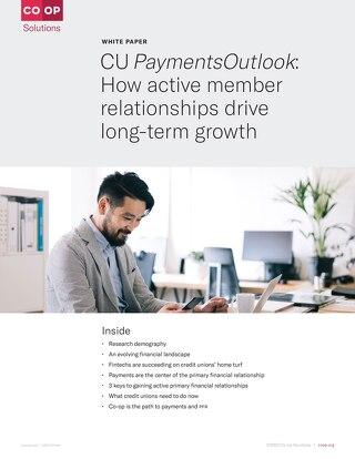 CU PaymentsOutlook Whitepaper