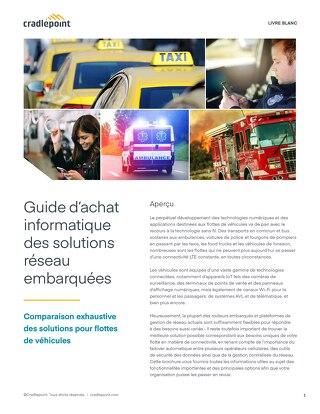 Guide des solutions réseau embarquées pour l'IT