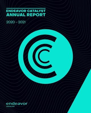 2021 Endeavor Catalyst Annual Report
