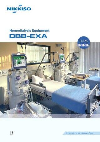 Nikkiso Hemodialysis Machine