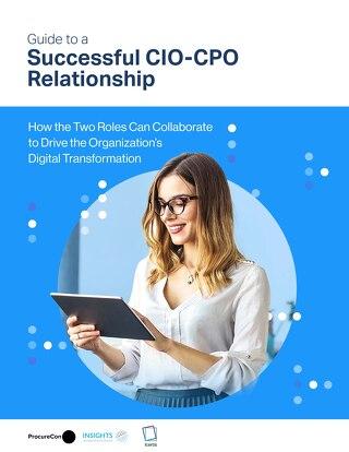 ProcureCon Report: Guide to a Successful CIO-CPO Relationship