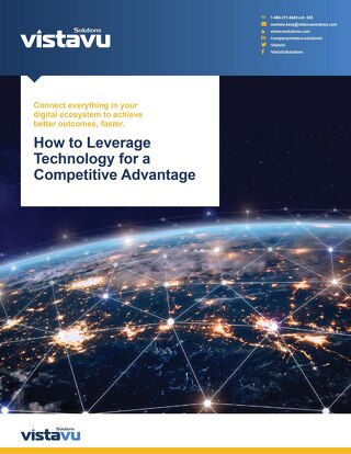 How to Leverage Technology for a Competitive Advantage