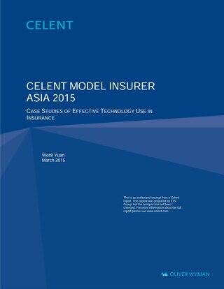 Celent Model Insurer Asia - AMI Insurance