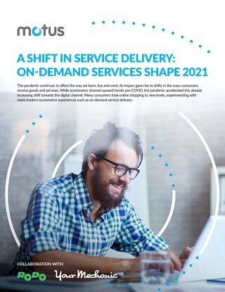 On-Demand Services Report
