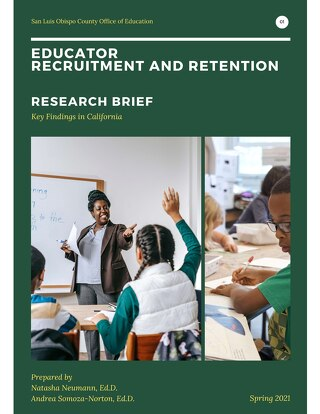 Recruitment and Retention Research Brief (SLOCOE)