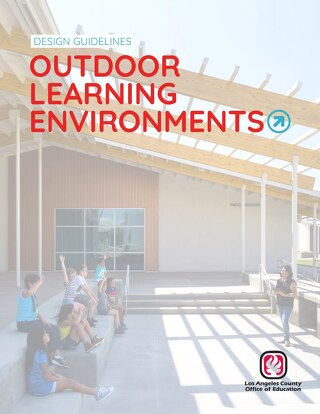 Design Guidelines Outdoor Learning Environments (LACOE)