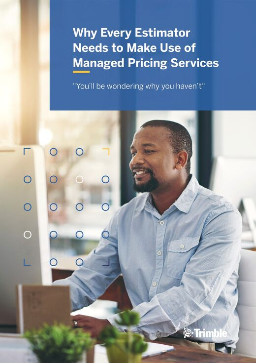 Why Every Estimator Needs To Use Managed Pricing Services