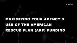 Axon ARP Webinar Presentation Deck June 2021